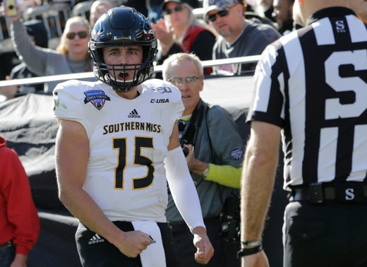 Southern Miss Golden Eagles vs. Louisiana Tech Bulldogs at M.M. Roberts Stadium